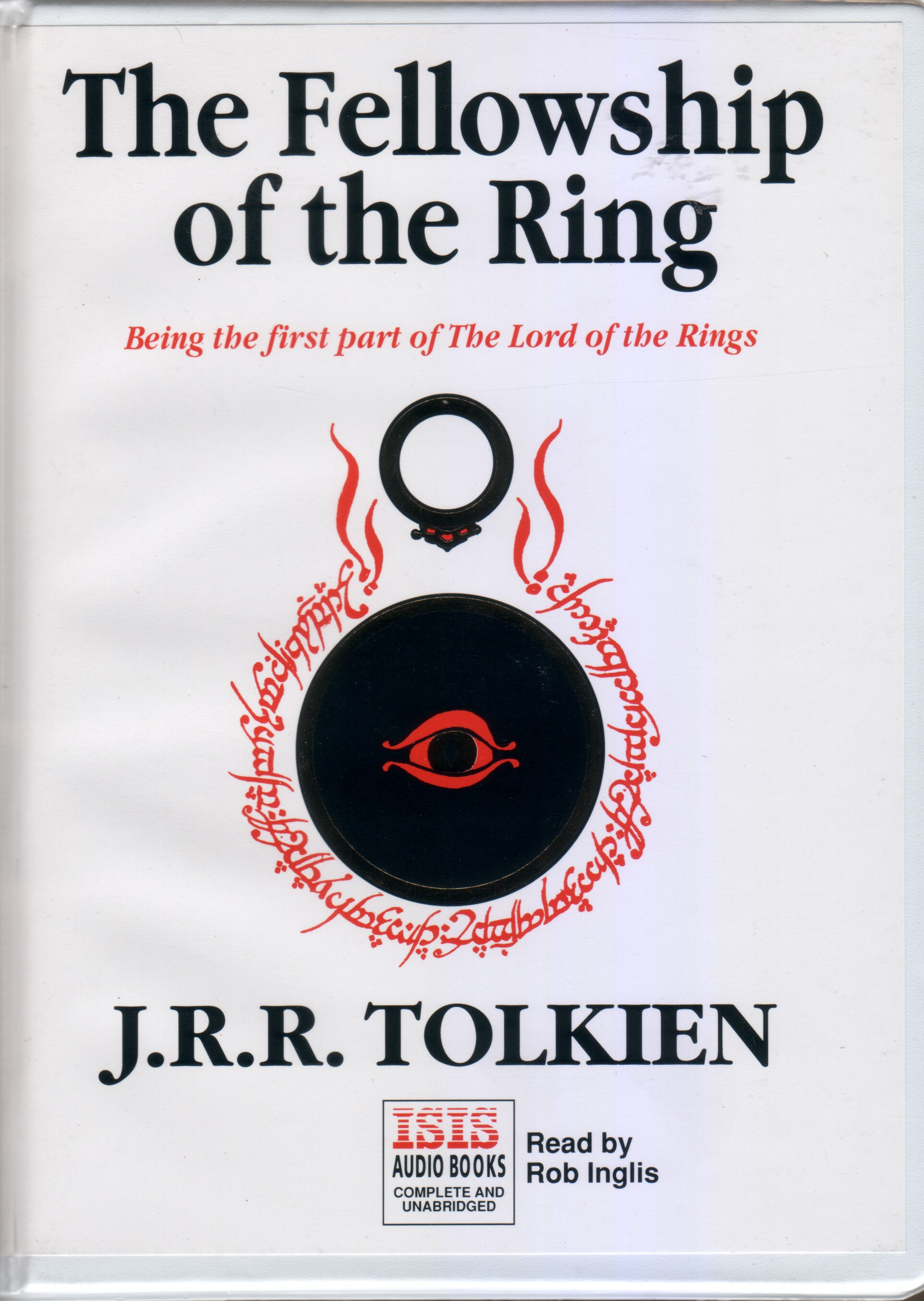 Lotr Fellowship Of The Ring Audiobook Free