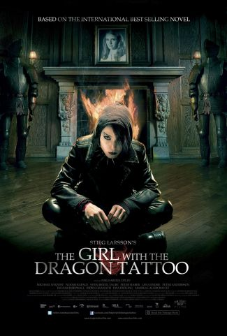 The girl with the dragon tattoo peter viney 39 s blog for Book series girl with the dragon tattoo