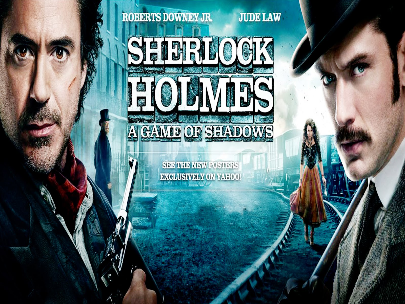 Sherlock Holmes: A Game of Shadows | Peter Vineys Blog