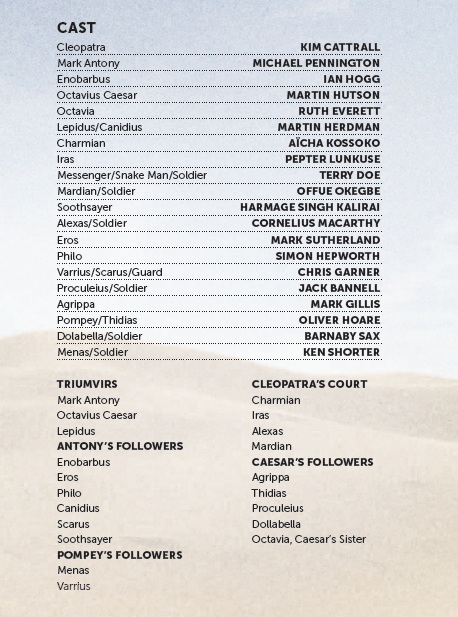 Cast-list-Antony-and-Cleopatra-2012-1-of-2
