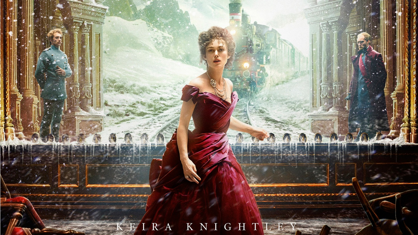 Anna Karenina Cover Keira knightley as anna