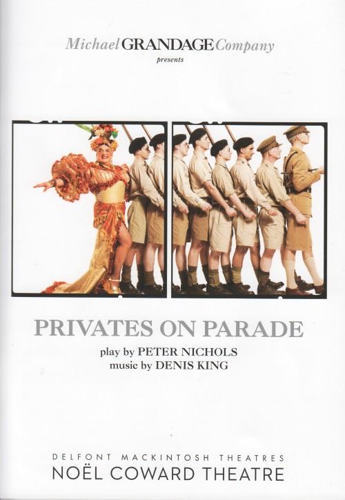 Privates programme