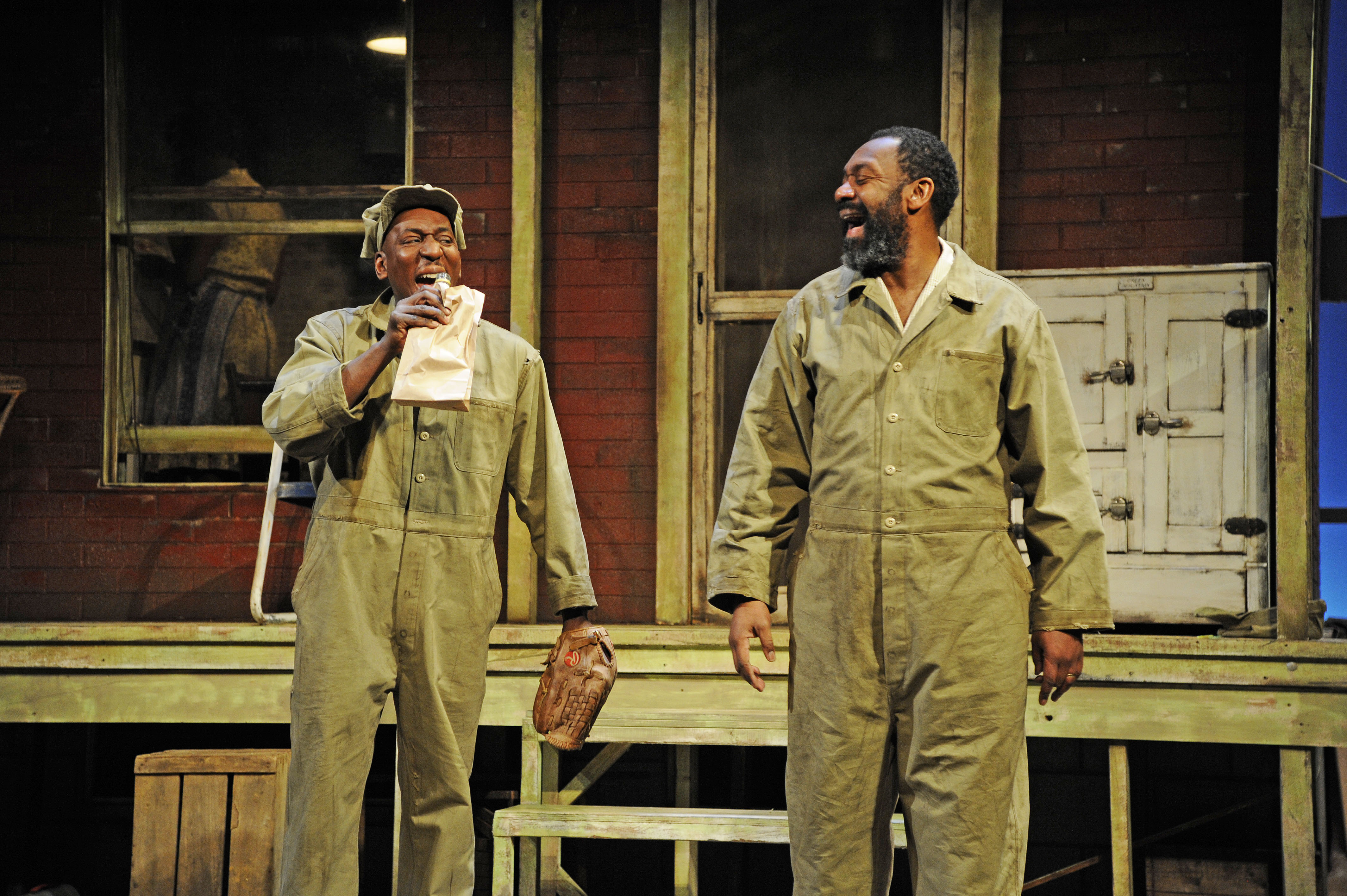 character analysis of rose in fences a play by august wilson Troy maxson: heart, heartbreak as big as the world he's the protagonist — you can't quite say hero, unless you add tragic in front — of august wilson's play fences james earl jones, who.