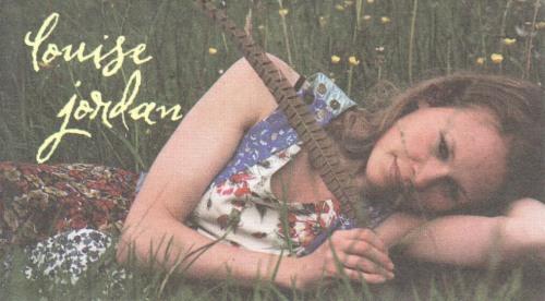 Louise Jordan card