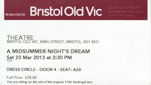 Midsummer Bristol ticket