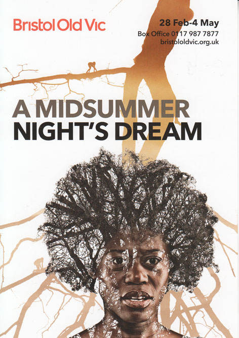 Midsummer Old Vic flyer
