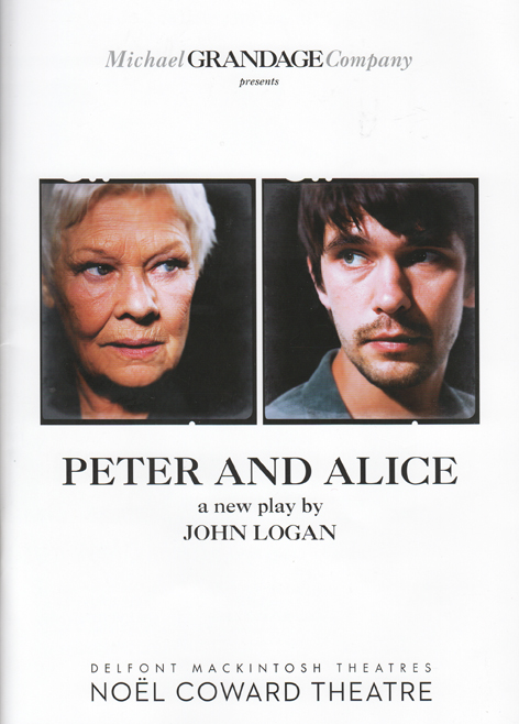 Peter & Alice prgramme