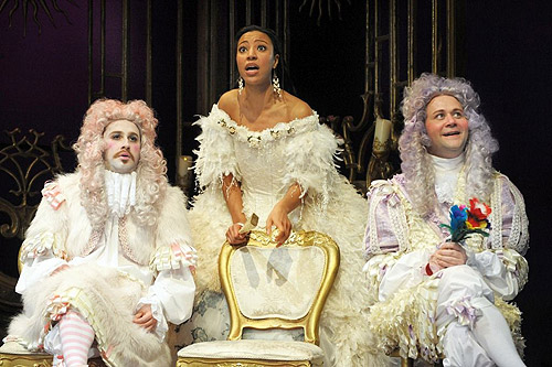 """an analysis of molieres story the misanthrope Moliere's 'the bungler """"flits along on  although the play itself lacks the cleverness of """"the school for wives"""" and """"the misanthrope  koko's story ."""