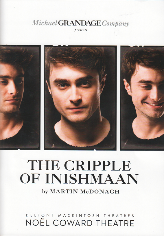 the cripple of inishman by martin mcdonagh essay Helen (aisling o'sullivan) in royal national theatre of london's production of martin mcdonagh's the cripple of inishmaan, directed by nicholas hytnerlyttelon theatre.