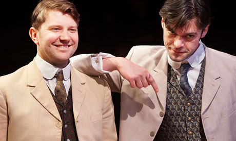 Two Gentlemen of Verona at the Tobacco Factory, Bristol.
