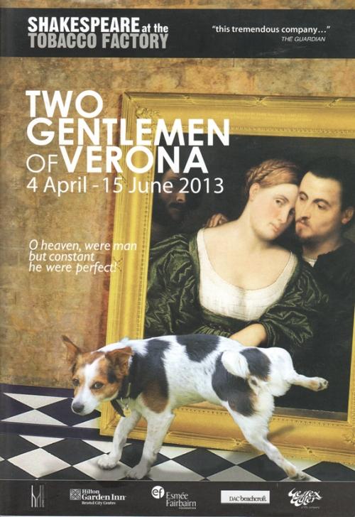Two Gentlemen programme