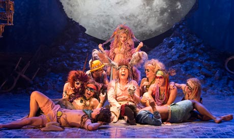Midsummer Nights Dream Walliams Smith