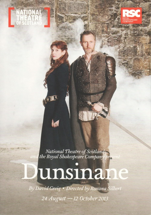 Dunsinane flyer