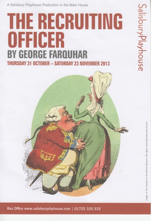 Recruiting Officer programme