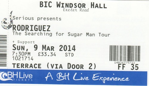 Rodriguez tickets