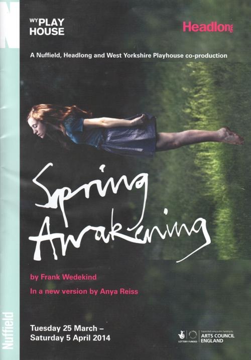 Spring Awakening programme