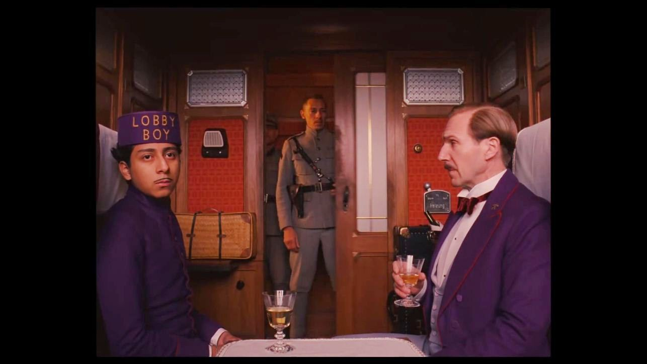 The Grand Budapest Hotel Madame D