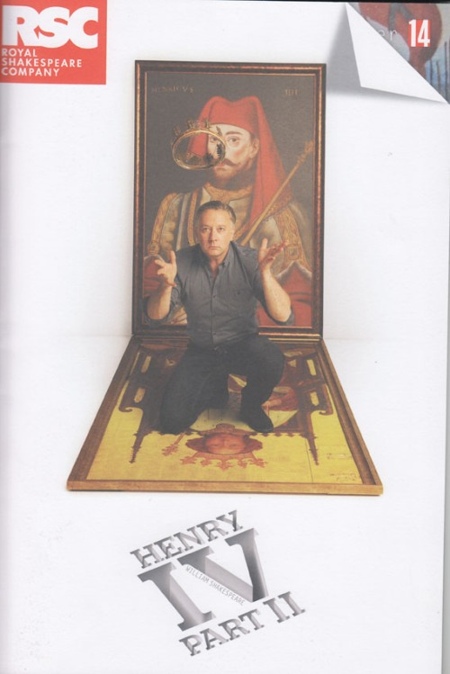 Henry IV pt 2 prg