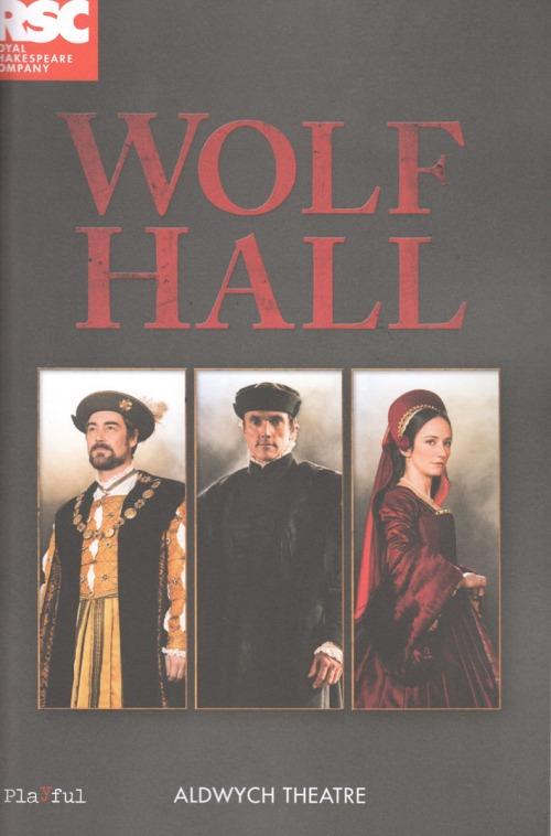 Wolf Hall prog