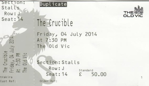 Crucible ticketr