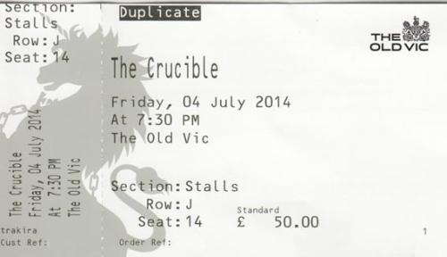 Crucible ticketr