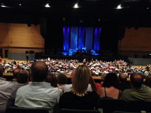 Hall & Oates BIC view