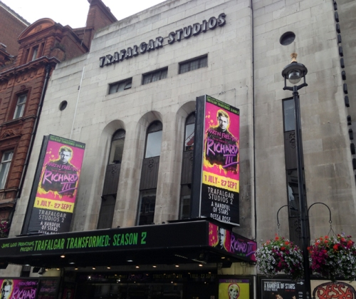 Richard III theatre 2014