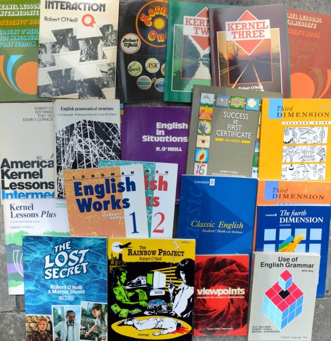 Robert O'Neill books