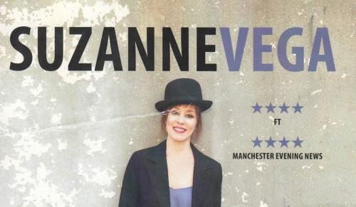 Suzanne Vega flyer copy