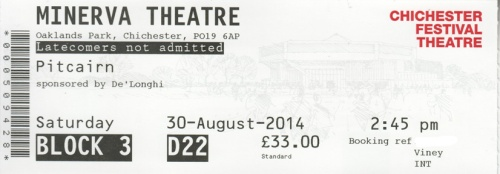 pitcairn ticket