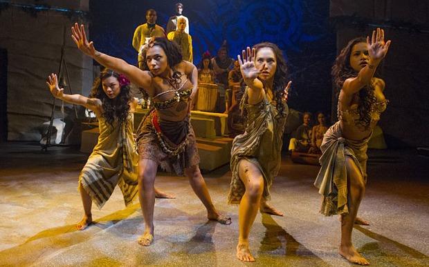 Pitcairn Women