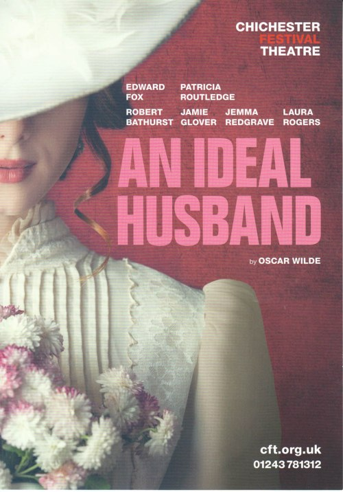 An Ideal Husband flier