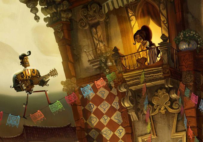 Character Design The Book Of Life : The book of life d peter viney s