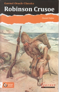 Robinson Crusoe oracle