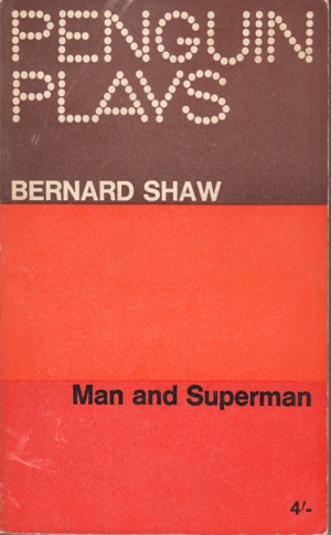 Man & Superman play