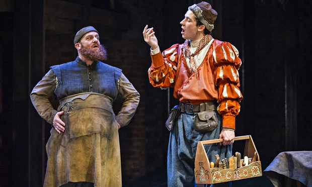 the shoemaker's holiday david troughton josh o'connor