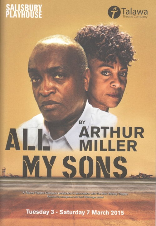 All My Sons prog