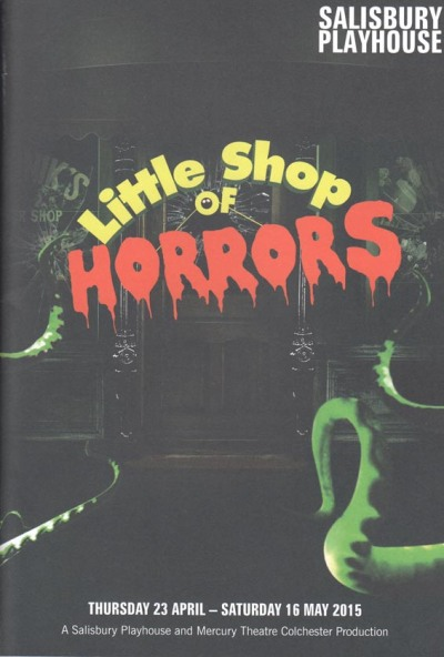 Little Shop prog