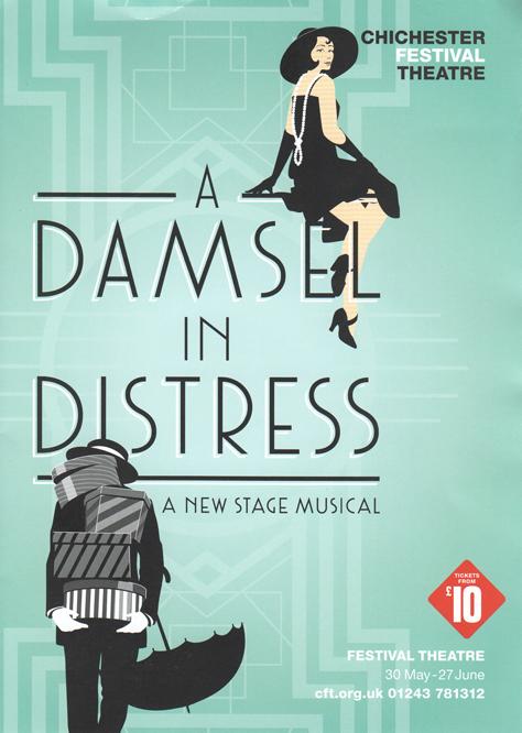 A Damsell flier
