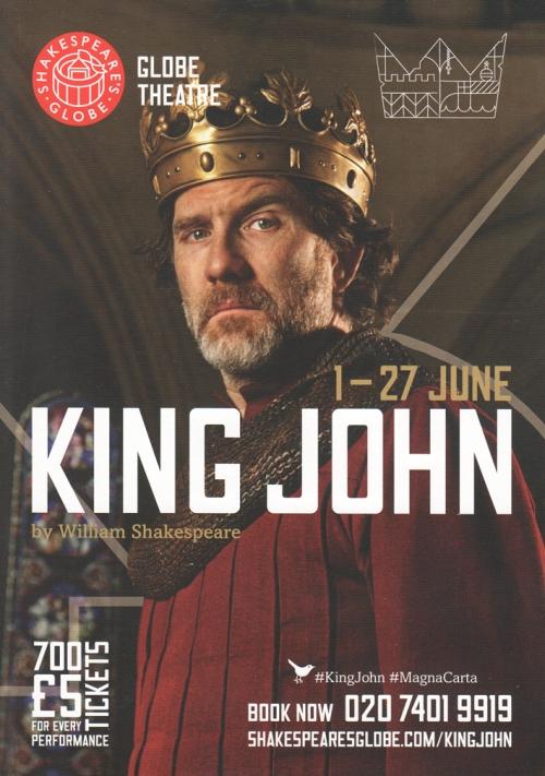 King John flyer