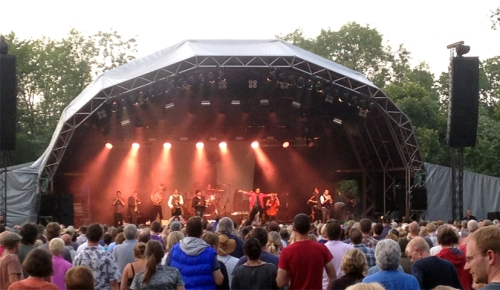 Bellowhead 7.15 2