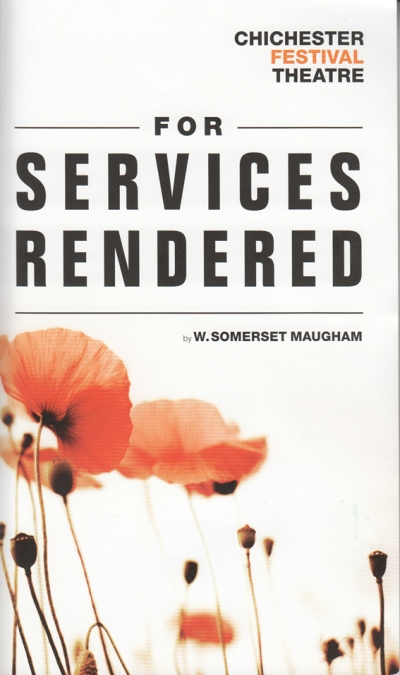 For Services Rendered prog