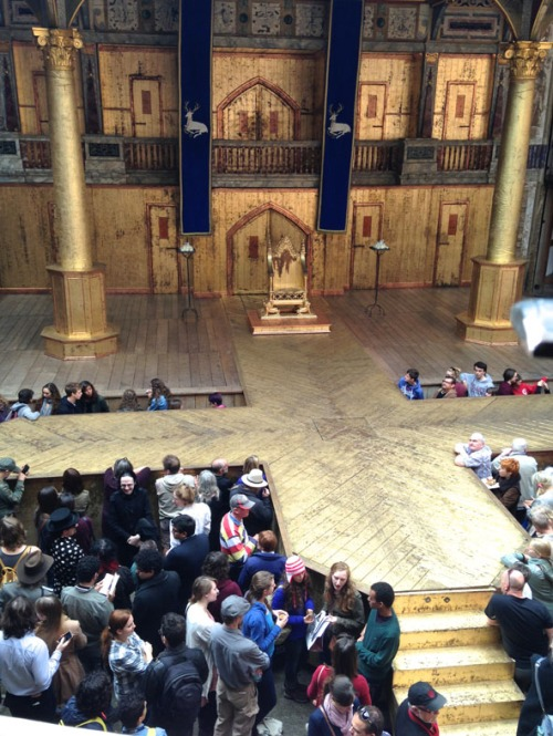 Richard II stage