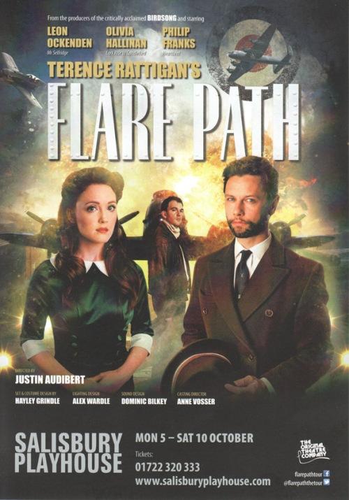 Flare Path flier