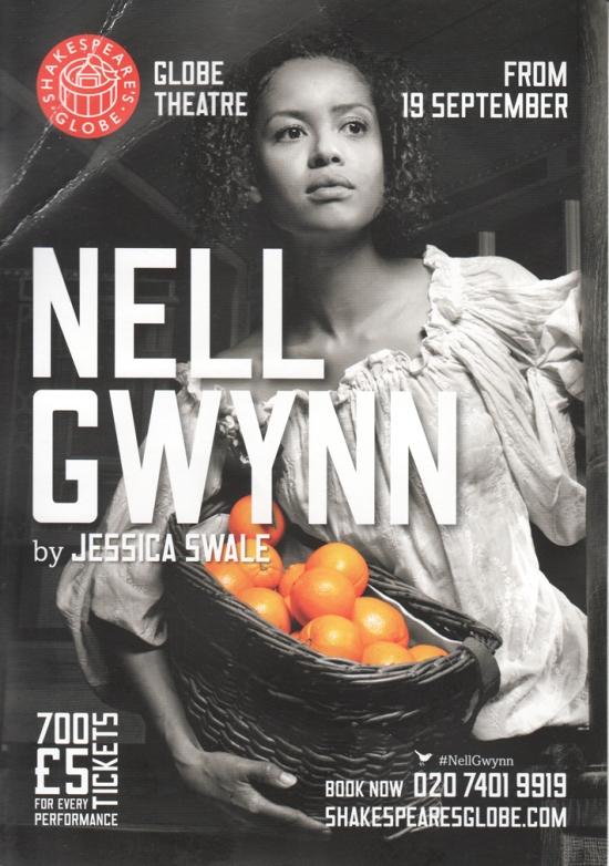 Nell Gwynn poster