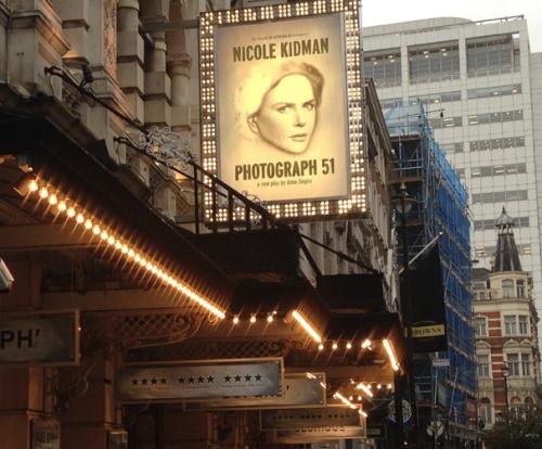 Photograph 51 theatre