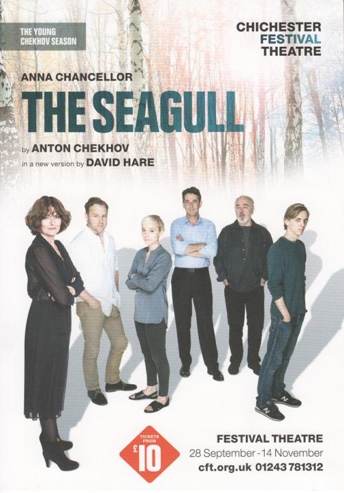 Seagull flier