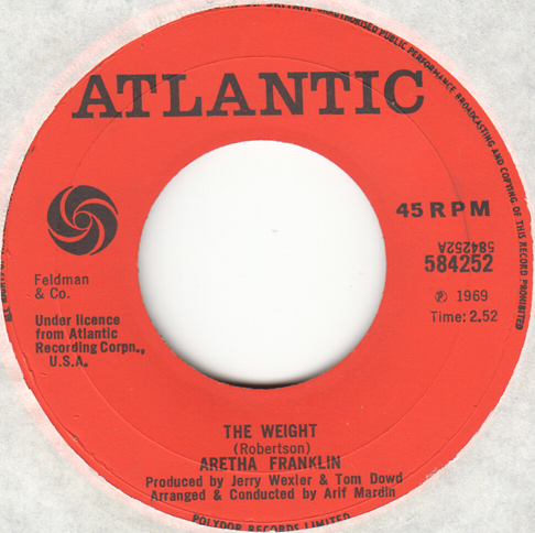 The Wight Aretha copy