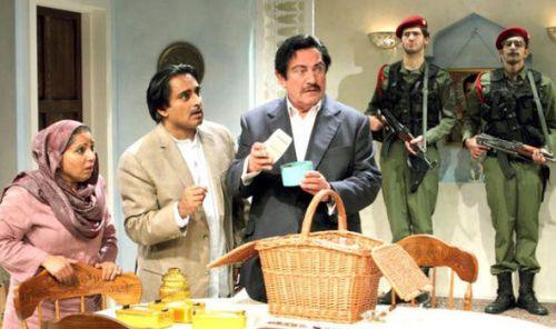 theatre-review-Dinner-With-Saddam-Menier-Chocolate-Factory-Neil-Norman-609195