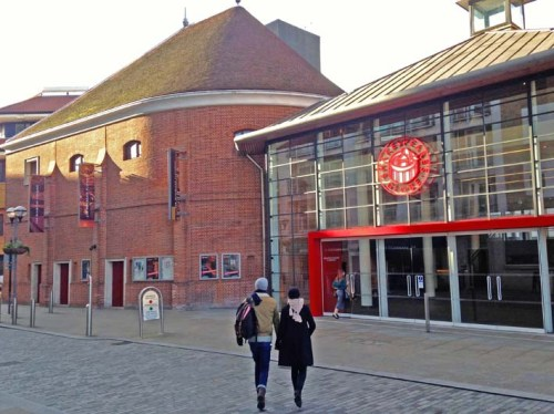 Wanamaker Playhouse